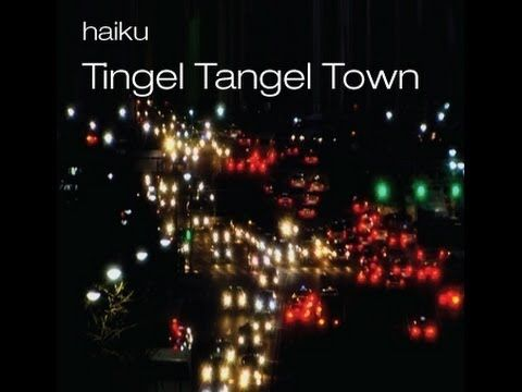 Tingel Tangel Town - a song about big cities
