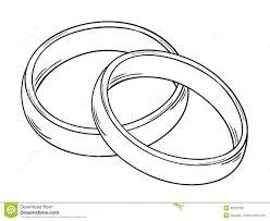afbeeldingsresultaat voor ringen bruiloft tekening ring