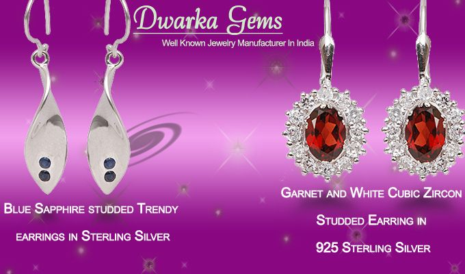 We Have Our Own 925 Sterling Silver Jewelry Products House In India