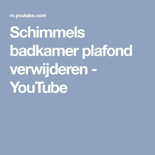 25+ beste ideeën over Badkamer schimmel op Pinterest - Douche ...