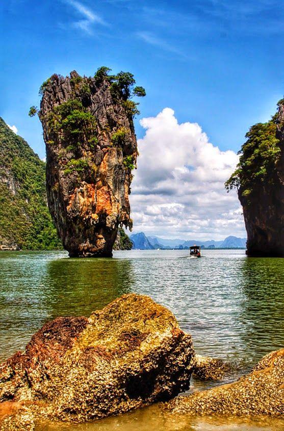 Here we go! #TravelTuesday  bring us to #JamesBondIsland in #PhangNga  in #Thailand  ! http://en.monikasjourney.com/?p=150