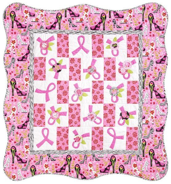 Breast Cancer Awareness Quilts: Celebrate our Sisters!