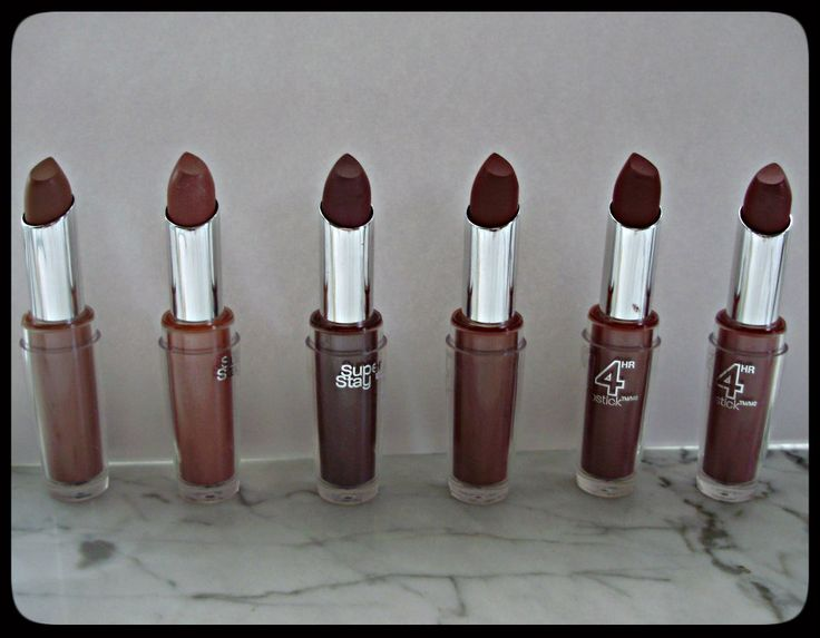 Maybelline SuperStay Lipstick Review | Baking BeautyMakeup