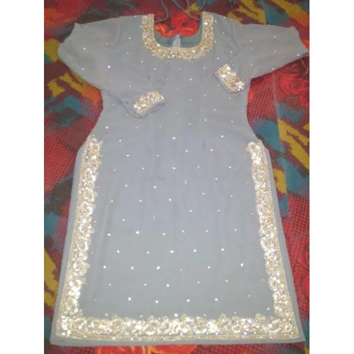 Diamond work Salwar kameez