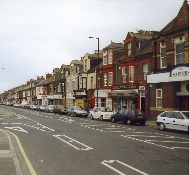 Workingclass houses