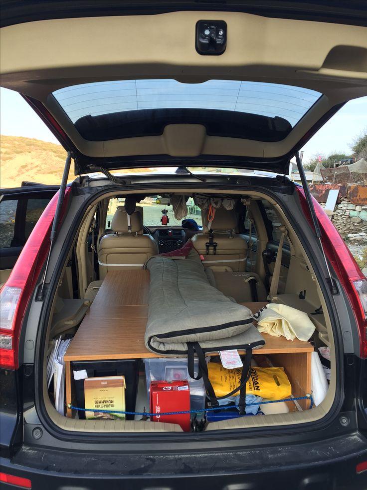 Car Camping Platform Camping Platform Pinterest