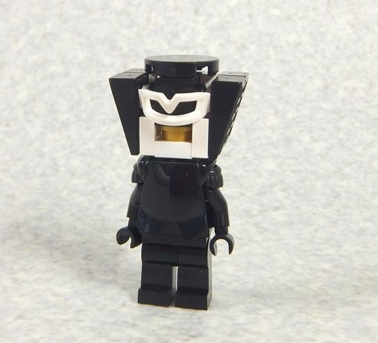 レゴブロックで作ったメフィラス星人
