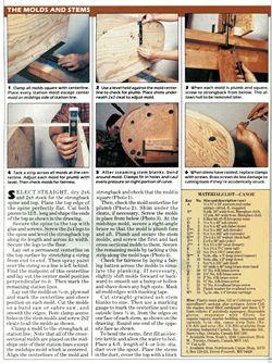 how to build a cedar strip canoe step by step