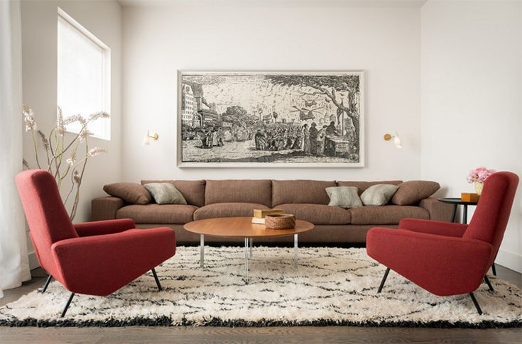 20 Red Chairs to Add Accent to Your Living Room | Best Comfortable ...