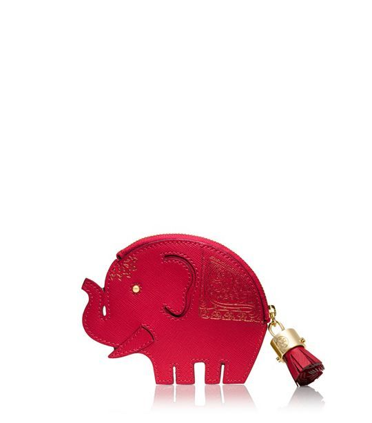 Elephant Small Pouch