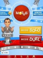 L'application Motus mobile - Motus - France 2