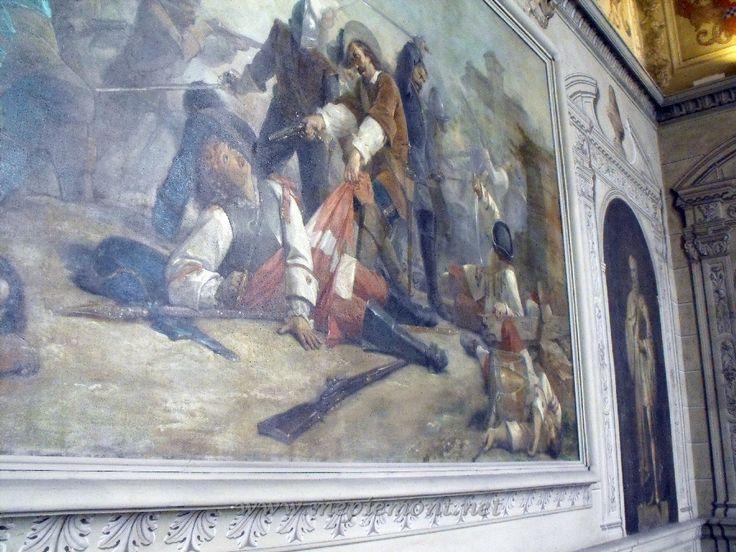 (1636) Palazzo Bricherasio - Intérieur
