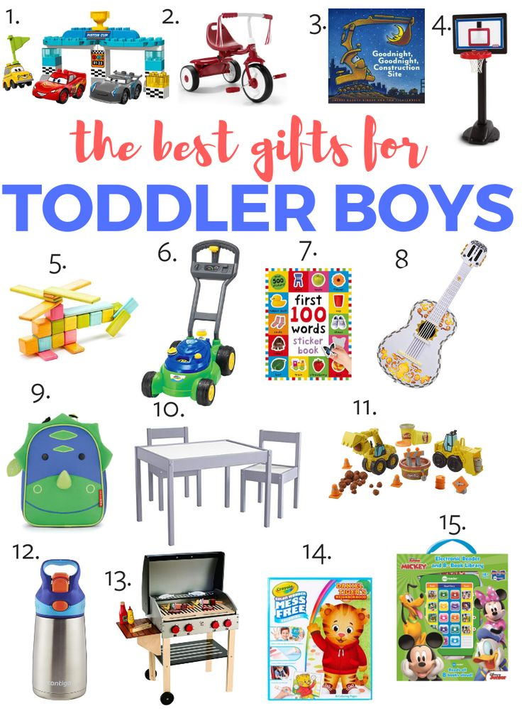 Best Toys For 3 Year Old Boys Gift Lists And Ideas 3