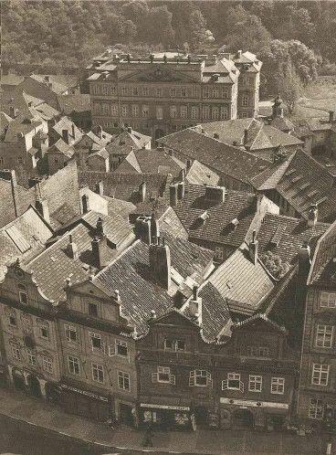 Prazske strechy