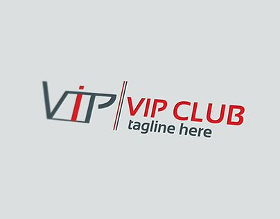 """Check out this @Behance project: """"Vip Logo Template"""" https://www.behance.net/gallery/20108719/Vip-Logo-Template"""