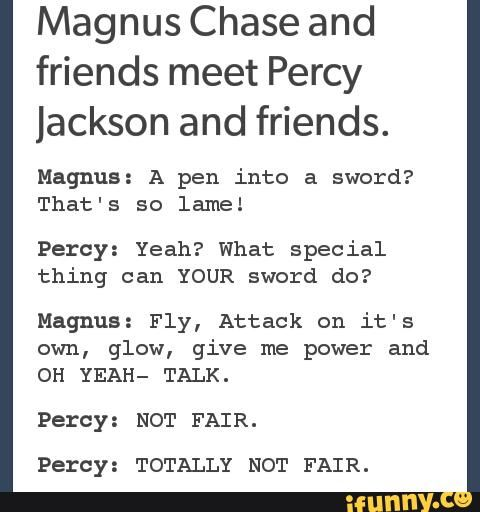 percyjackson, magnuschase