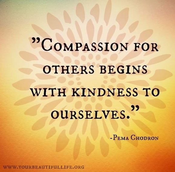 17 Best Chaos Quotes On Pinterest: 17 Best Images About Self Compassion On Pinterest