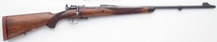 Westley Richards .375 H&H Magnum
