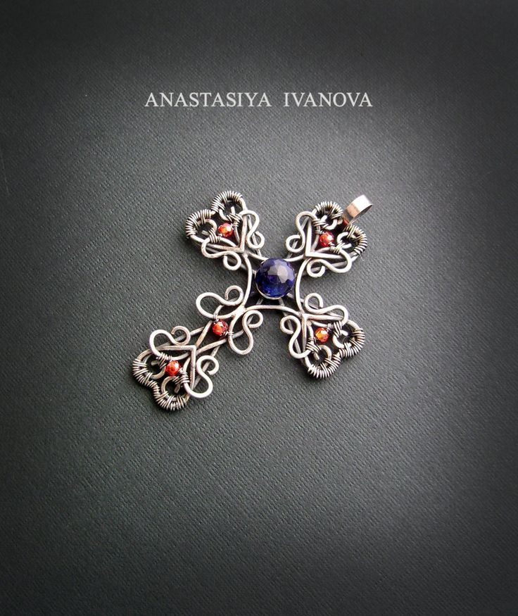 Cross with quartz by nastya-iv83 on DeviantArt