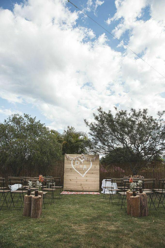 Backyard Ceremony
