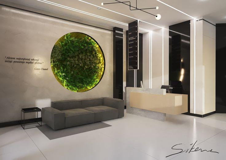Coco Chanel, #mech włoskiej marki @mosstrend  i projekt Sikora Wnętrza. Czy to może się nie udać?  #banditdesign #aranazacjawnetrz #hotel #lobby #officedesign #design #naturedesign #hoteldesign