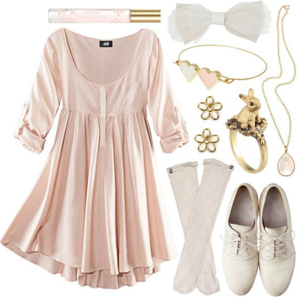 """Aren't You Sweet"" by alayaya on Polyvore"