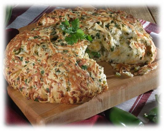 Chopped Jalapeno Cheese Bread: Chee Breads, Rhode Recipes, Jalapeno Cheese Breads, Jalapeno Breads, Ass Recipes, Reading Recipes, Knead Breads, Recipes Videos, Chops Jalapeno