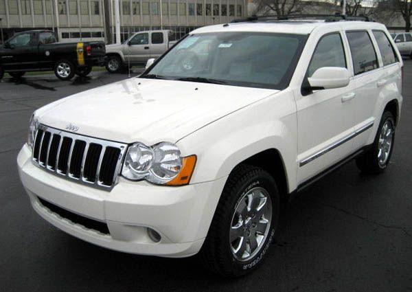 MY DREAM CAR white jeep grand cherokee - obsessed