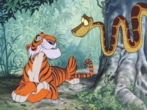 Disney Jungle Book favorite Disney movie hands down !