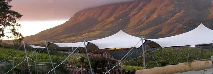 Nomadik Stretch Tents: Bedouin tent hire and marquee hire for weddings and functions in Cape Town, Durban, Johannesburg and Mauritius.