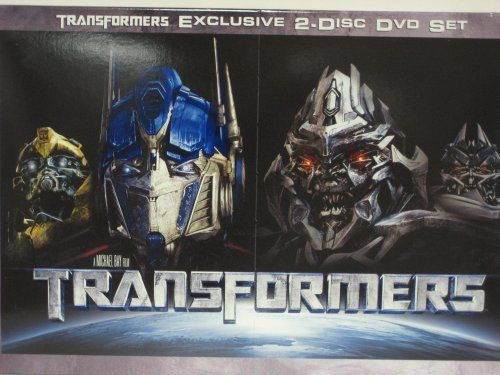 Transformers 2-disc DVD Includes Prequel @ niftywarehouse.com #NiftyWarehouse #Movies #Transformers