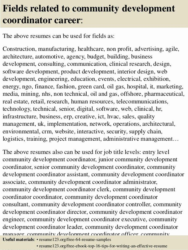 Entry Level Product Manager Resume Lovely Top 8 Munity Development Coordinator Resume Samples Relationship Management Resume Examples Resume Writer
