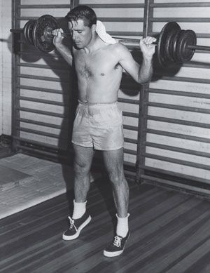 Gary Player, 10 rules on being an athlete