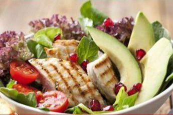 Здоровое питание: подборка вкусных белковых салатов - Jemchyjinka.ru