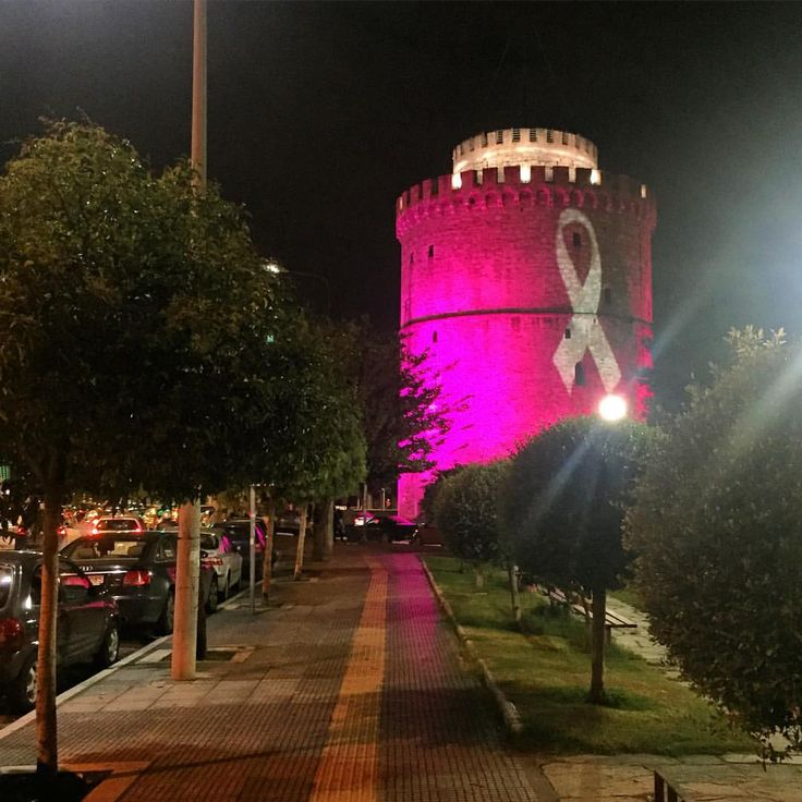 WhiteTower in pink #against resistances