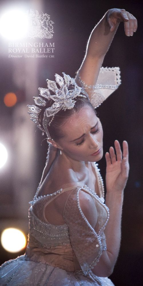 Birmingham Royal Ballet - The Sleeping Beauty; Jenna Roberts; photo: Ty Singleton