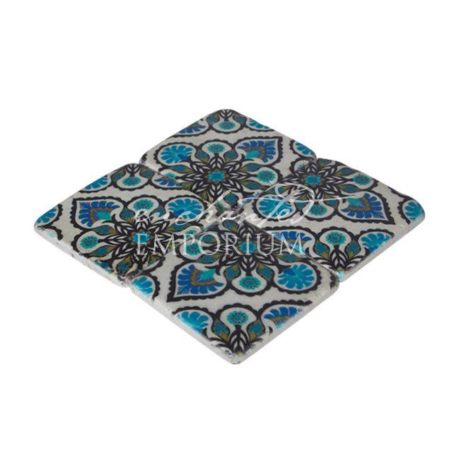 Blue Botanica Coaster Hire, Enchanted Emporium Event Artisans