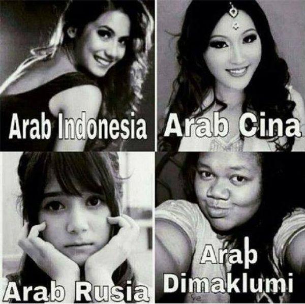 #cantik #arab #gadis #imut #abg #lucu #humor #ngakak #dagelan
