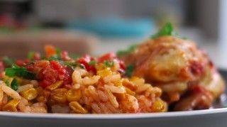 Nadia's chicken