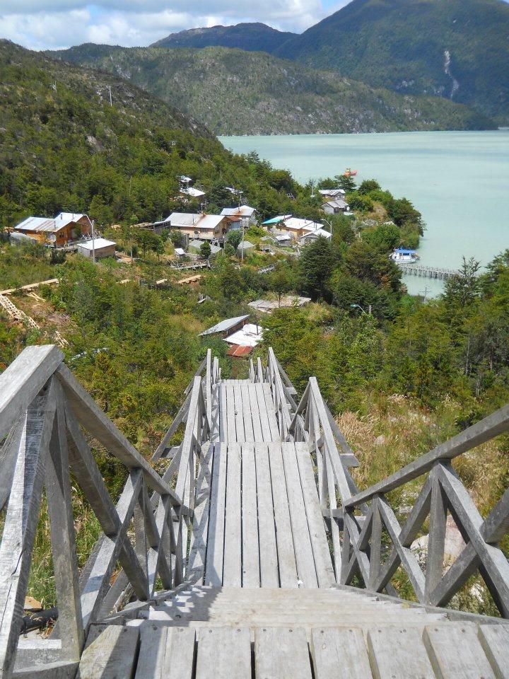 CALETA TORTEL,CHILE
