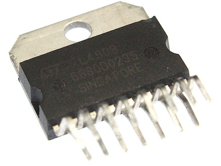 ST Electronics L4909 Integrated Circuit