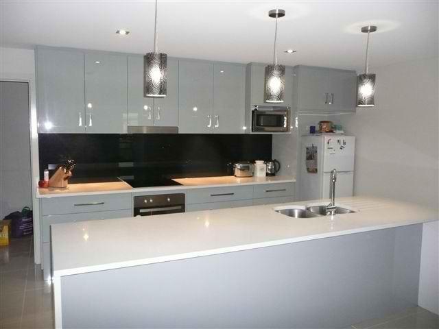 galley style kitchen plans