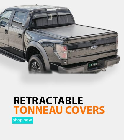 Retractable Tonneau Covers - My Truck Point