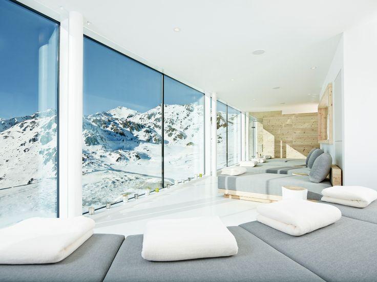 Der Luxus der Erhabenheit auf der Kristallhütte im Zillertal › BlogTirol