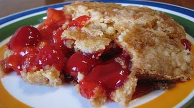 Cherry Dump Cake: Desserts, Recipe, Cake Mixes, Cherries Dump Cakes, Cherry Dump Cakes, Yellow Cakes Mixed, Apples, Carrie Cooking, Cherries Pies Fillings