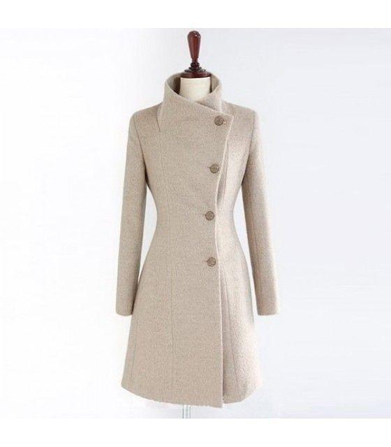 kamelfarbiger eleganter mantel groesse s in 2020 mantel elegant