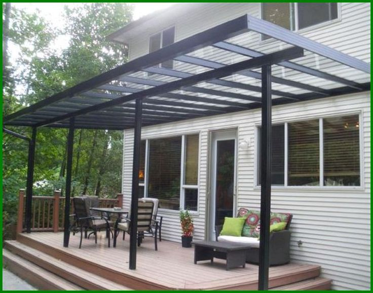 Simple Patio Cover To Let Light In. DecoMilan | Outdoor Space | Pinterest |  Patios, Outdoor Spaces And Porch