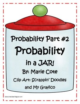 My first PROBABILITY pack (Spinning your way through!) has been such a success and I've had requests for more probability activities. So, here it is!