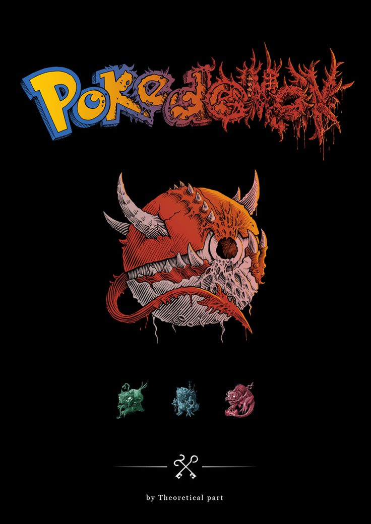 «Pokedemon» project, vol. 1. The Pokedemon project is the banter about «Ars Goetia» and other similar demonological literature. Here we represent pokemons as an evil ancient demons with some descriptions. Also it's a possible explanation of ban to use «Pokemon Go» application in the russian churches.