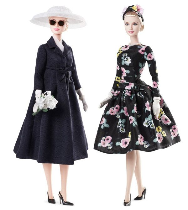 Barbie as Grace Kelly, The Romance: Barbie Wear, Collector Barbie, Romancedol Outfits, Romances Dolls, Dolls Character, Barbie Dolls, Dolls Barbie Poppy Tonner2, Kelly Barbie, Dolls Outfits